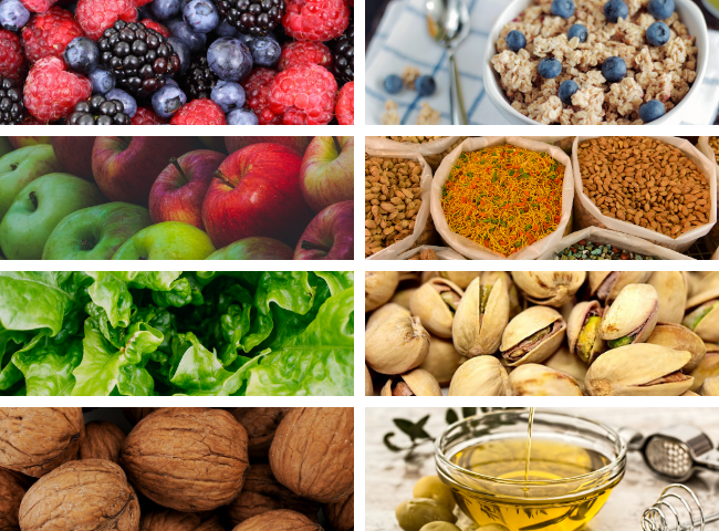 Foods That Can Lower Your Cholesterol